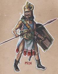 Gardani spear