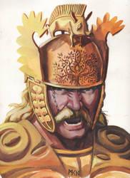 Commission - Captain General Zinon
