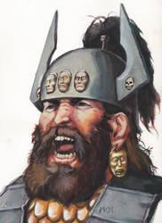 Commission - General Aktar