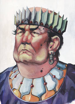 Commission - King Rendonaneck