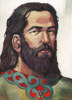 Commission - Father Araneck