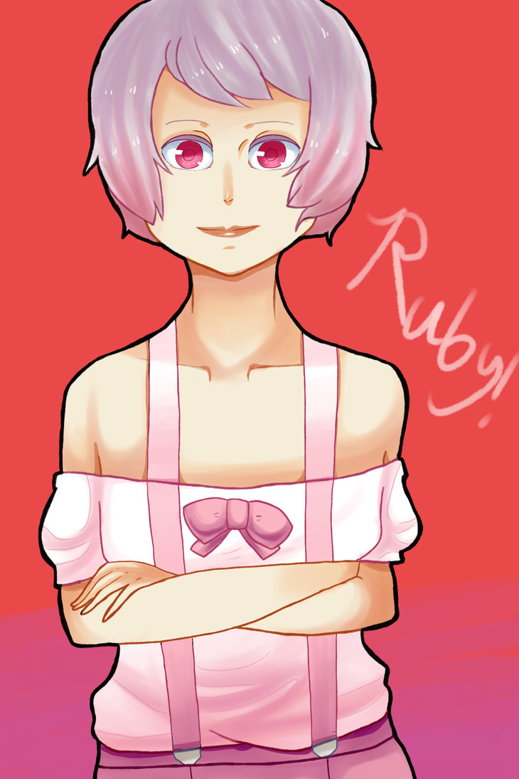 Isoko Ruby by glaciachan