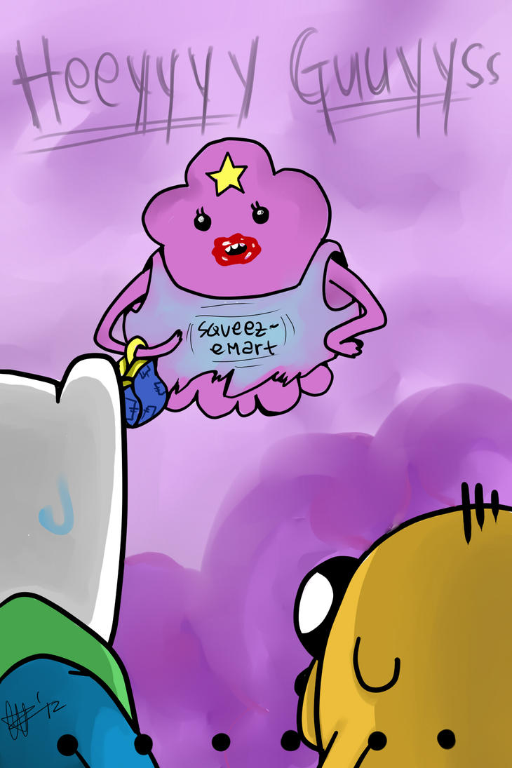 Adventure Time Gotcha By M1lk11wayz On Deviantart