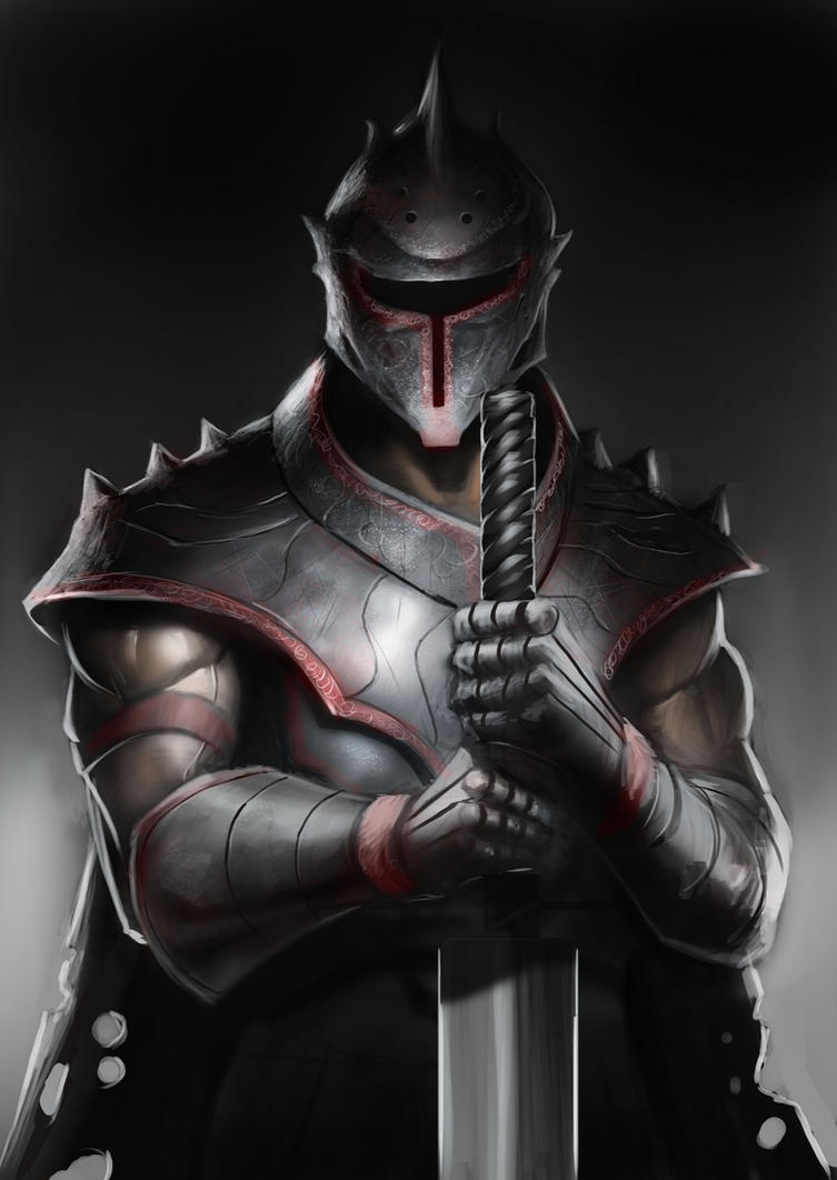 Фото рыцарь на аву в