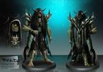Four horsemen of the Apocalypse - DEATH