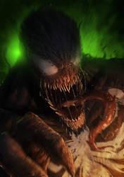 Venom by orochi-spawn