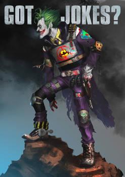 Got Jokes? - Joker Redesign