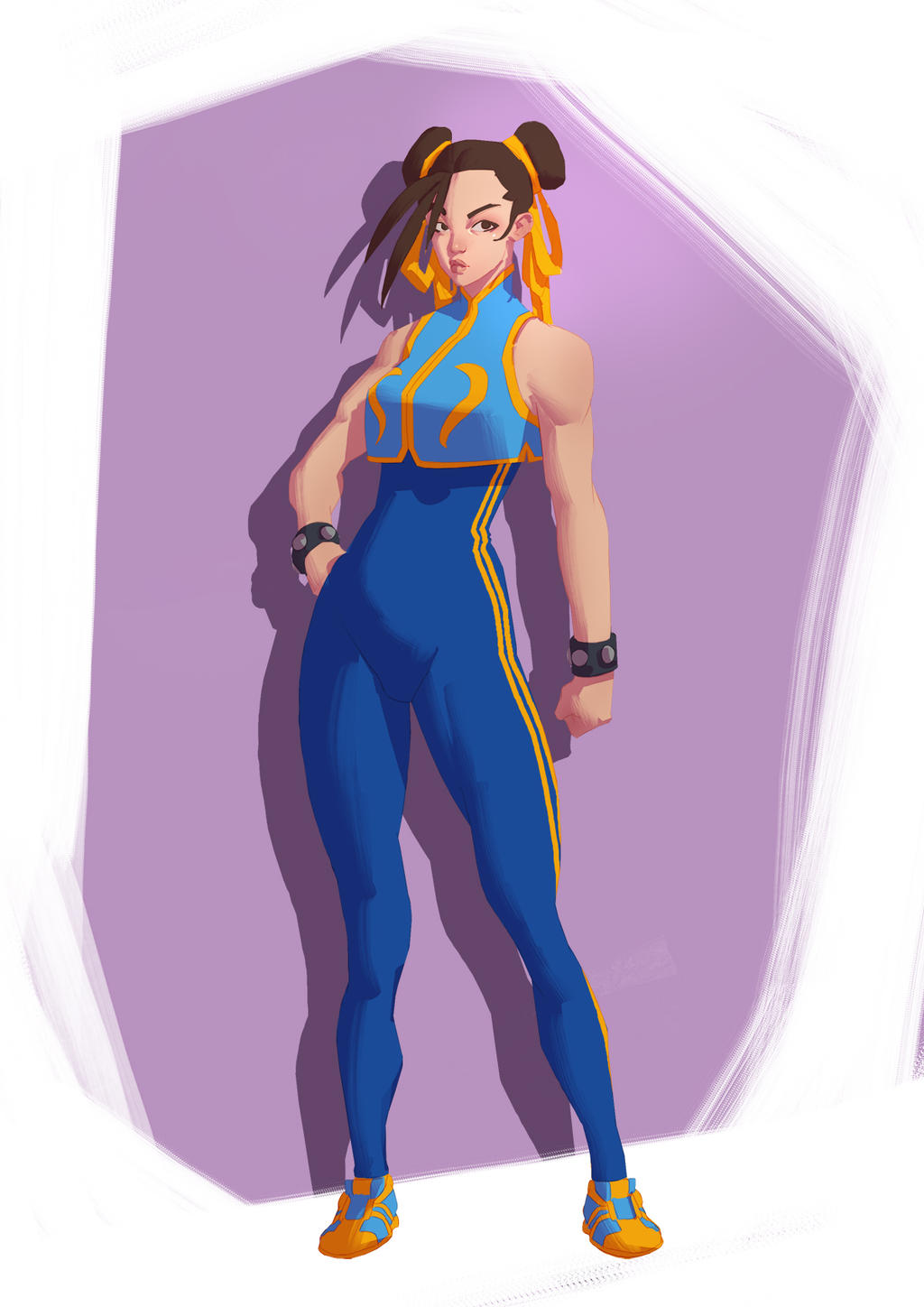 Chun Li by orochi-spawn