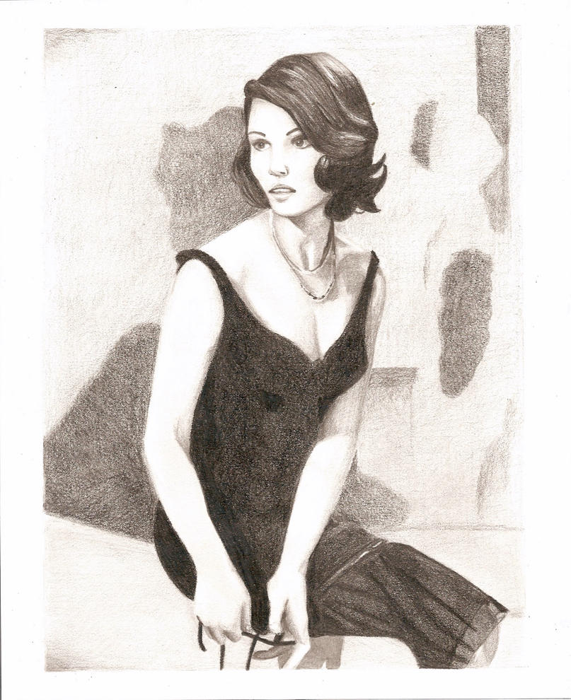 Paula Prentiss by SalatrixParvissima