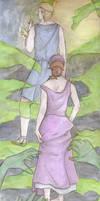 Orpheus and Eurydice Ascending