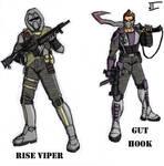 Rise Viper Double