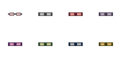 Glasses - RPG MAKER VX Ace Generator - [Glasses09] by KpsV on DeviantArt
