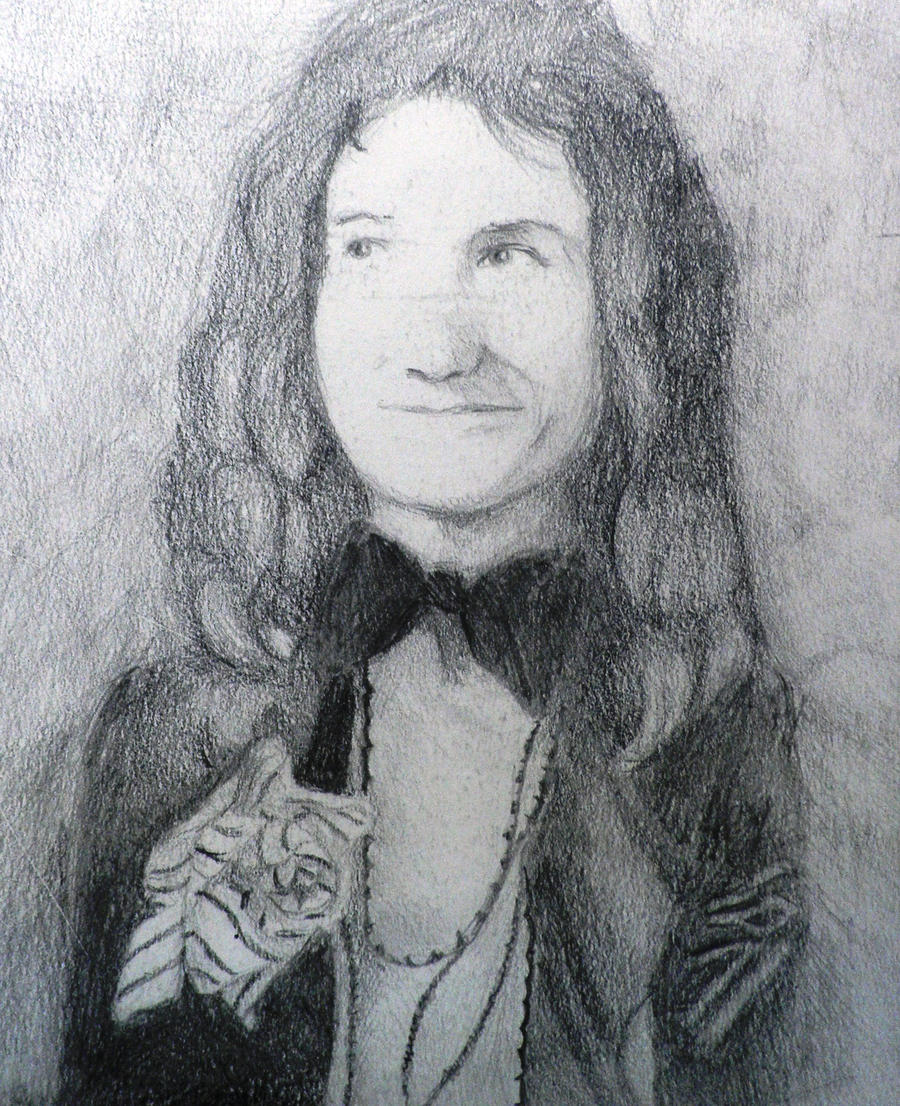 John Deacon by MoonyG