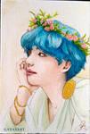 Dionysus Tae by MoonyG
