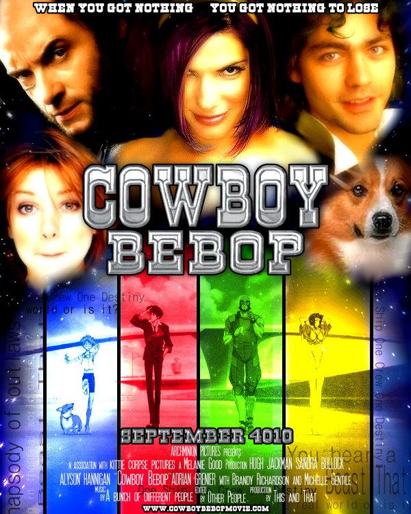 cowboy bebop live action movie by archminion on deviantart