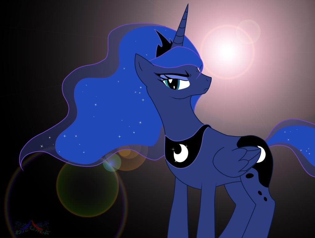 Princess Luna by IFlySNA94