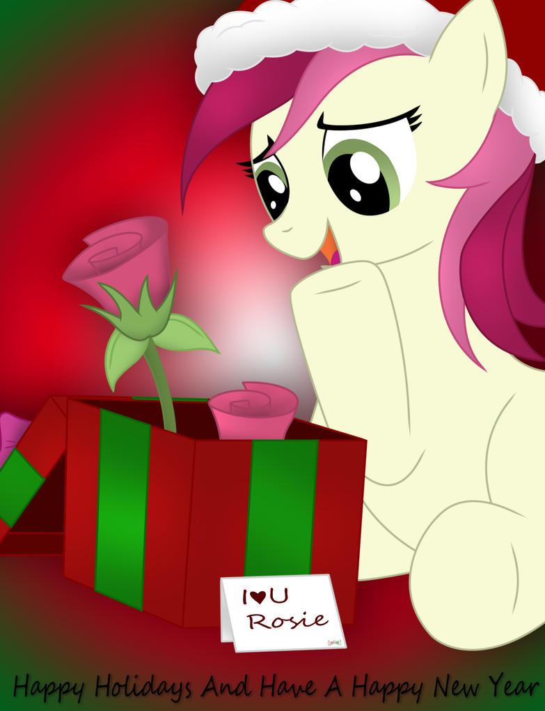Merry X-Mas Rosie by IFlySNA94