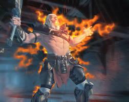 Wrath of the Berserker by Monsieur-Beefy