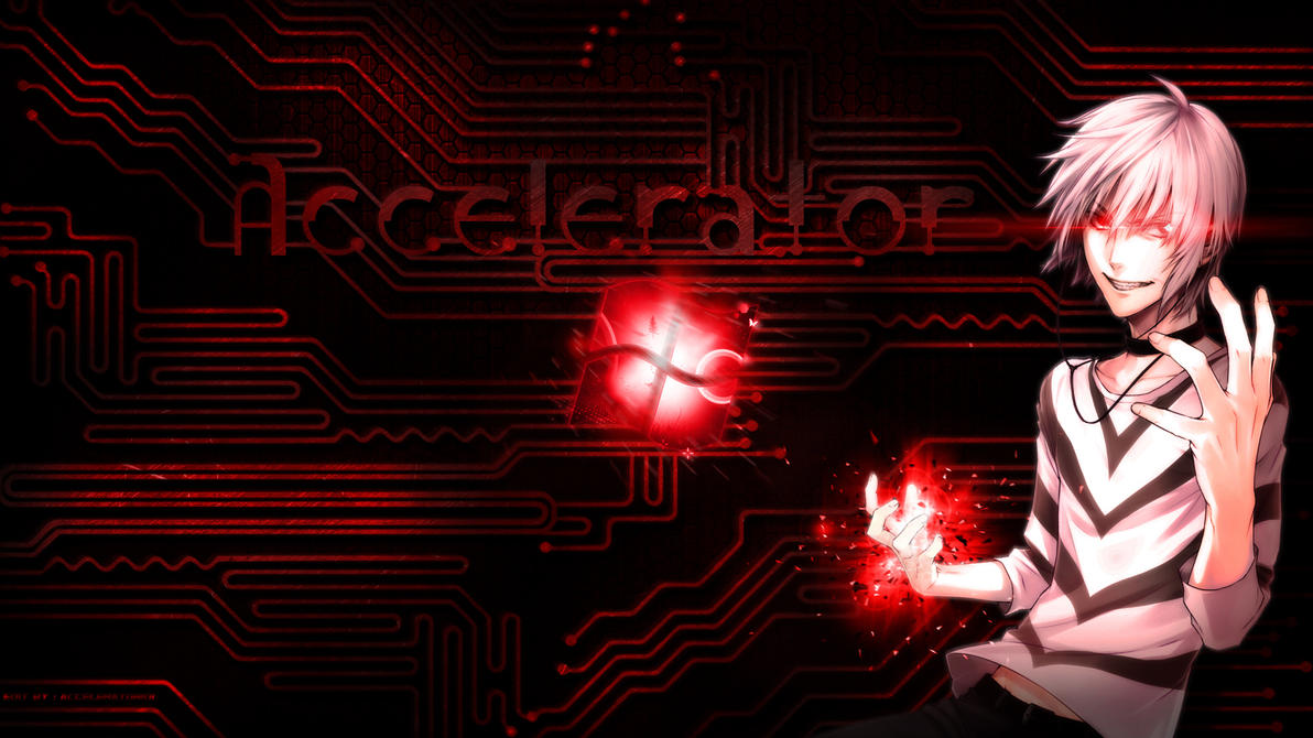 Accelerator Wallpaper 2 By Accelerator101