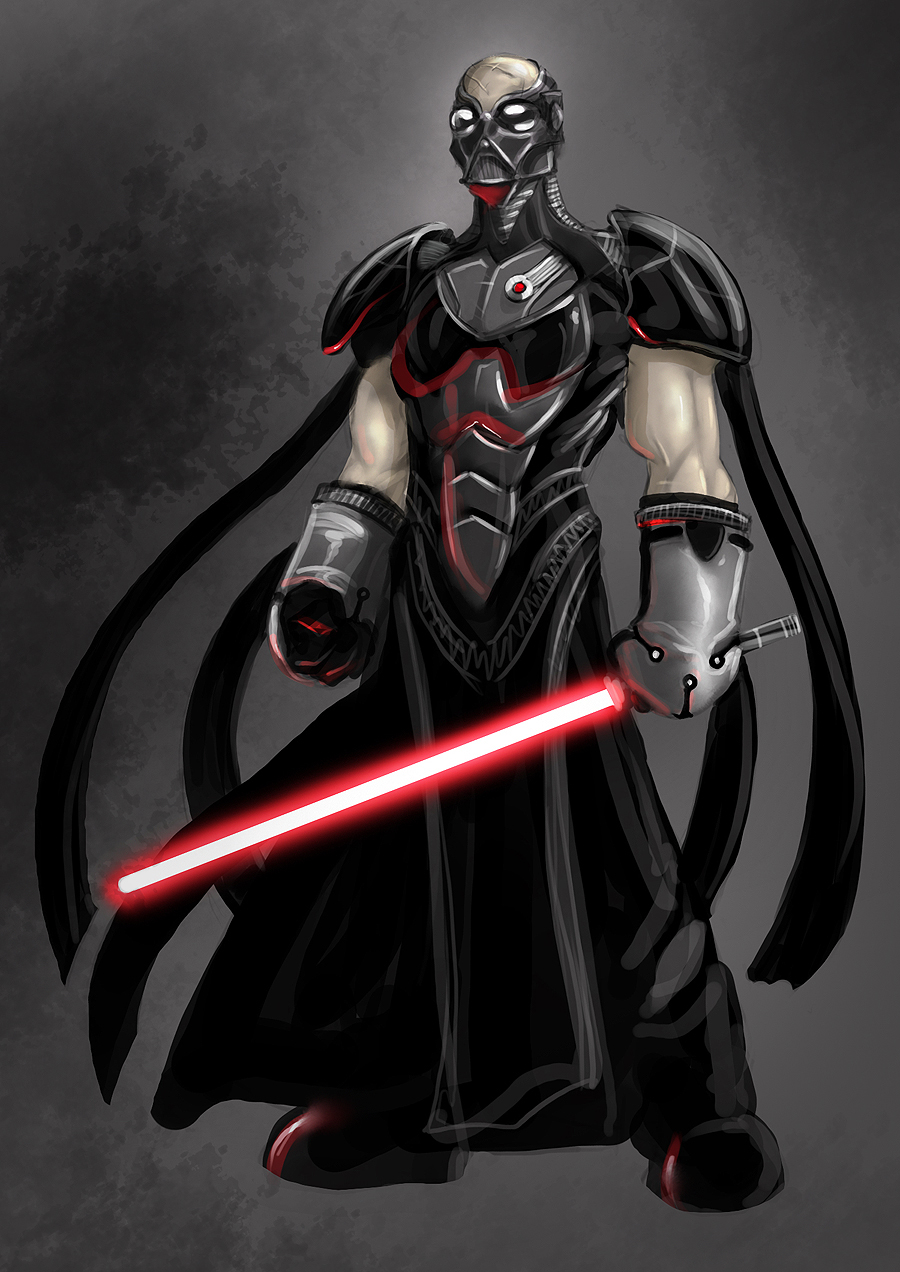 MyWay: Darth Vader by RDOWN