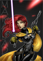 Mara Jade by RDOWN