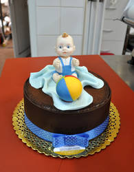 Sweet baby cake by Florin-Chis
