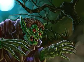 13 Nights Big Bad Werewolf by Grimbro