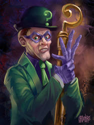 13 Nights 2008 RIDDLER by Grimbro