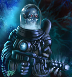 13 Nights 2008 MR FREEZE by Grimbro