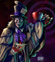 13 Nights 2008 MAD HATTER by Grimbro