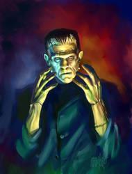 13 Nights 2009 Frankenstein by Grimbro