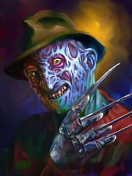 13 Nights 2009 Freddy Krueger by Grimbro