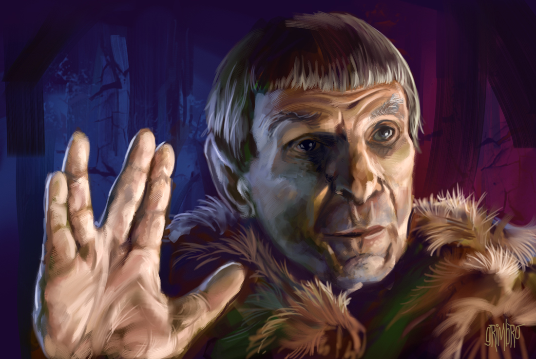 13 Nights 2011 Spock by Grimbro