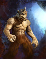13 Nights of Halloween 2013 Cyclops by Grimbro