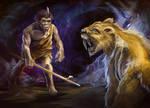 13 Nights of Halloween 2013 Trog vs Tiger