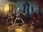 13 Nights of Halloween 2013 Skeleton Army