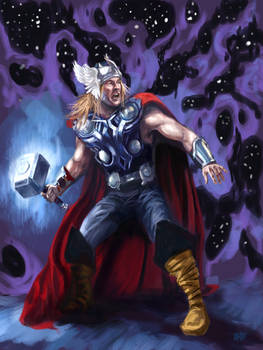 Day 11 of 13 NoH. The Mighty Thor