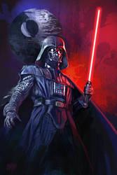 13 NoH Day 12 Darth Vader