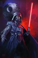 13 NoH Day 12 Darth Vader by Grimbro