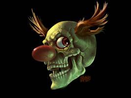 FreakShow Clown by Grimbro