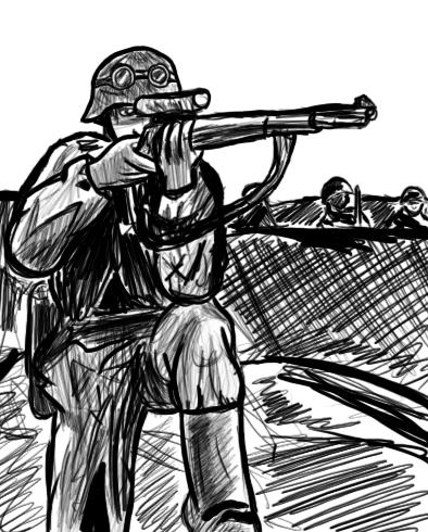 Nombres de guerra para soldados