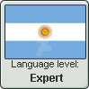 Argentine Language Level 3/3 by Khamykc-Blackout
