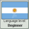 Argentine Language Level 1/3 by Khamykc-Blackout