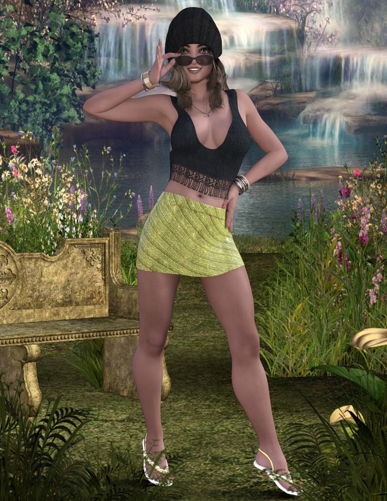 Selena's Style: Volume 1 by KaroneRys