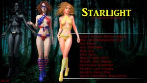 Character Files: SL-01 - Starlight