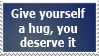 Hug Yourself by CassidyPeterson