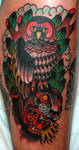 another owl..
