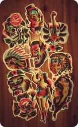 cutouts