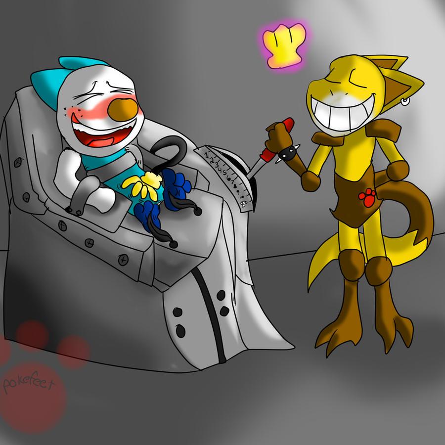 tickle machine