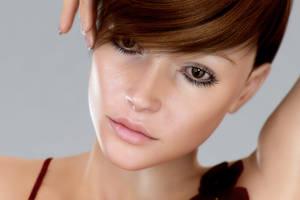 Pretty Face by Qoolman